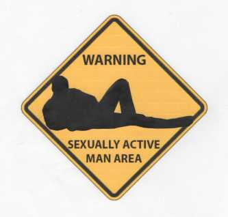 Warning Sign 7
